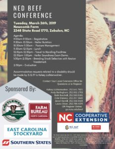 Cover photo for Northeast Beef Conference