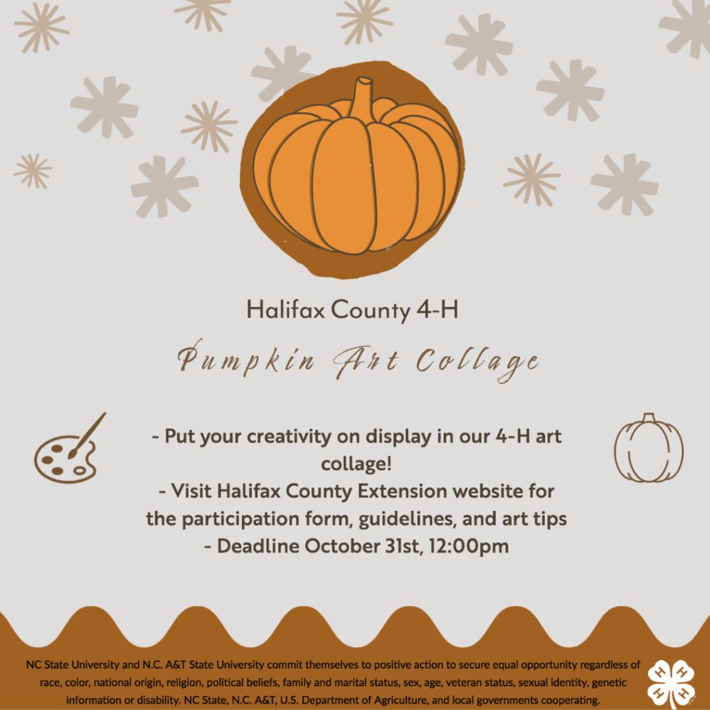 Drawing of a pumpkin