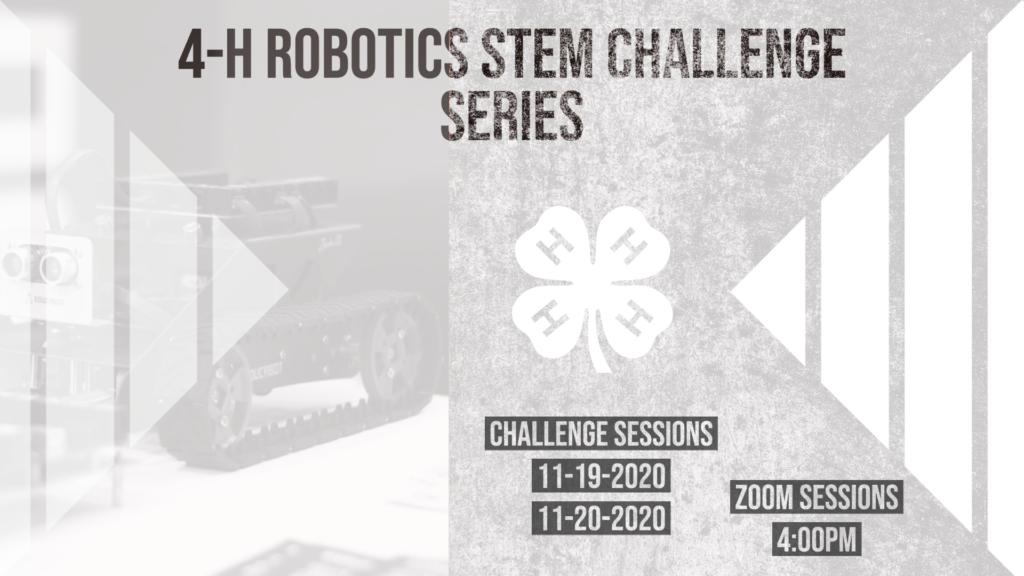Robotics STEM Challenge header