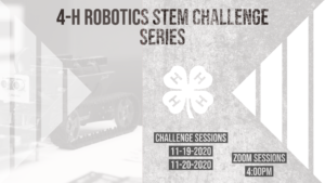 Cover photo for 4-H Robotics STEM Challenge